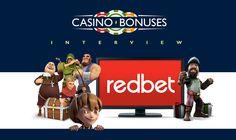 Interview with Redbet.com Casino