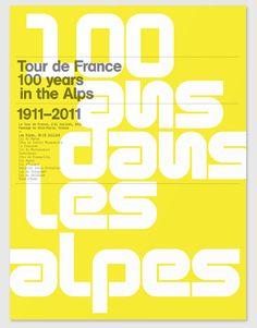 Tour de France - Neil Wengerd Graphic Design