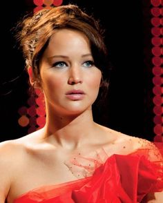 Are you Katniss Everdeen? Because you are ON FIRE