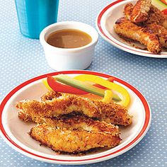 Tenders on Pinterest | Chicken Tenders, Blackened Chicken and Crispy ...
