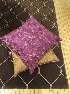 Pillows for floor