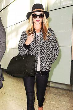 The 6 Brands Rosie Huntington-Whiteley Always Wears via @WhoWhatWear
