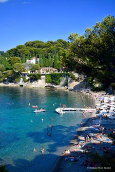 Saint Jean Cap Ferrat Visitor Guide: The Most Expensive Real Estate // Brittany from Boston