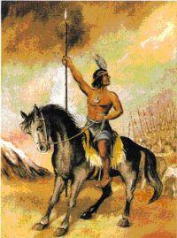 En Tucapel, el 25 de diciembre de 1553, los mapuches comandados por Lautaro derrotaron a Pedro de Valdivia y le dieron muerte.