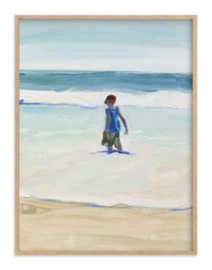 """Oxnard Zachary I"" - Art Print by Annie Seaton in beautiful frame options and a…"