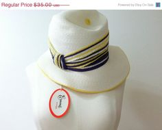 f5f838f233b ON SALE Designer Frank Olive Hat for Emme by BrecksVintage on Etsy