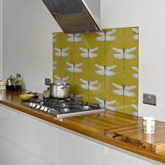 DIY Splashback with
