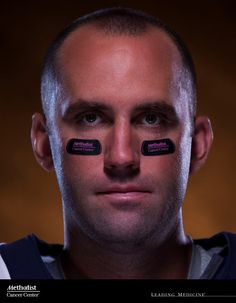 The Methodist Hospital System will be providing complimentary pink eye black to fans at the 10/14/12 Houston Texans game to help raise awareness of breast cancer.
