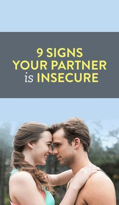 9 Signs Your Partner Is Insecure