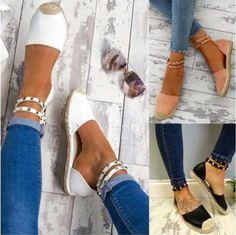 4c8733f9b3283a Shoes - 2018 New Style Fashion Women s Summer Sandals – Kaaum Cute Sandals