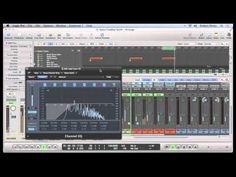"""Logic Pro 9 Tutorial: """"Reducing Mud In Your Electronic Productions"""""""