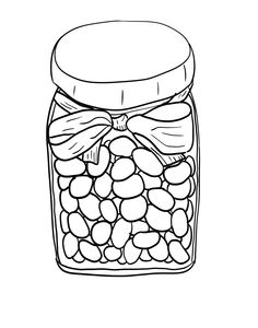find this pin and more on coloring 3 pictures jelly beans