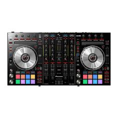 Check out the Pioneer a controller designed to deliver an incredible performance when used with the included Serato DJ Pro software. The is available from DJ Store online with free next day delivery. Dj Pro, Dj Studio, Pioneer Ddj, Digital Dj, Serato Dj, Software, Professional Dj, Dj Setup, Dj Gear