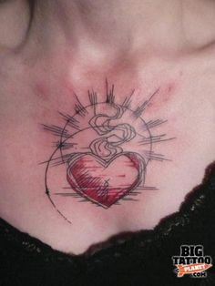 Chest Tattoos and Designs| Page 135