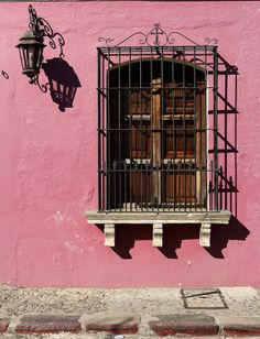 Colonial architecture - Antigua, Guatemala