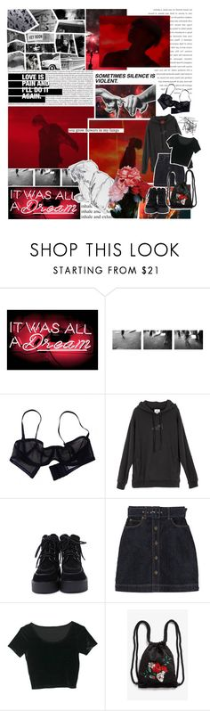 """""""Untitled, 2014"""" by the-neon-rose ❤ liked on Polyvore featuring Oliver Gal Artist Co., Urban Outfitters, Eres, UNIF, Monki, H&M, kitchen, bathroom and btspolyvorearmy"""