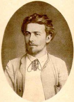 A.P. Chekhov Photo 1888