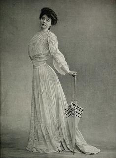 Les Modes (Paris) 1903 Robe d'apres-midi par Panem