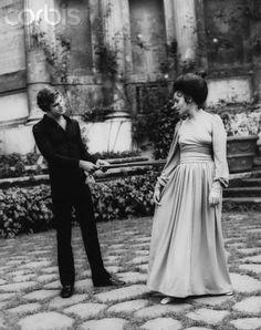 #dvf 1969 wedding to prince egon von furstenberg   in a dress of her own design
