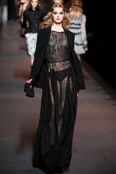 Christian Dior Fall 2011