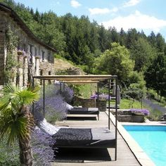 Loungen bij het zwembad: Logeren op een van de mooiste plekken in Italië!