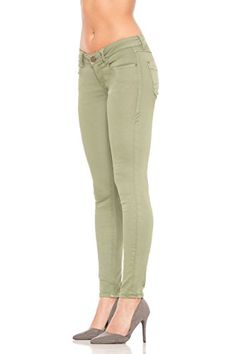 Rubberband Stretch Womens Skinny Jeans SarinaJade  Size 29 910 -- Want additional info? Click on the image.