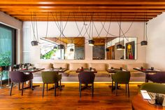 The taste of Barcelona comes to Miami Beach via the Catalan duo behind airy eatery KLIMA...