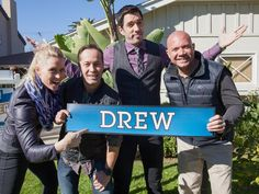 #TeamDrew in the house!!