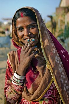 That Desert, Rajasthan, India by Steve Bahcall