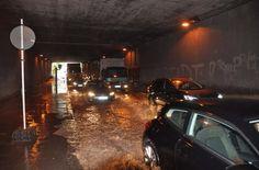 ...stand das Wasser Zentimeter hoch.  Foto: Andreas Rosar Fotoagentur-Stuttgart