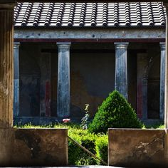 Pompeii: House of Menander