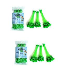 Amazon.com: Bunch O Balloons Water Balloons (100 Balloons Per Minute) (Super Fast and Easy): Toys & Games