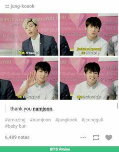Lol Namjoon savage