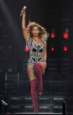 Beyoncé The Mrs. Carter Show World Tour O2 Arena London 06.03.2014