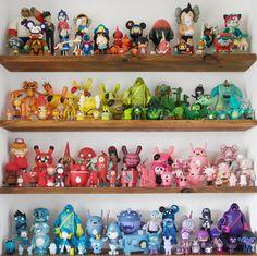 sara harveys modern toy collection