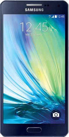 Samsung Galaxy A5 - ¡Súper fino y con cámara para selfies!