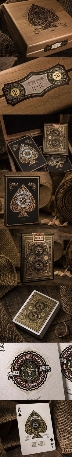 Artisans Playing Cards (collectors edition) — Theory11