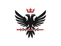 Showcase of 45 Magnificent Logo Designs With Wings Unique Logo, Cool Logo, Typography Logo, Art Logo, Best Logo Design, Branding Design, Automotive Logo, Automotive Carpet, Ribbon Logo