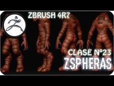 Zbrush en Español #23   Zspheras