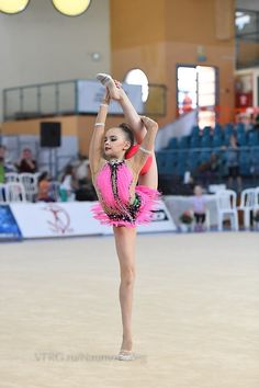 Dina AVERINA (RUS) Ball