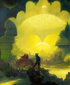 73chn01r:  um-momento-cosmico : Paul Lehr - The Lookout