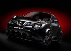 The BADASS Nissan Juke-R