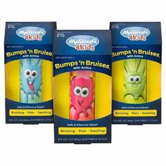 Get $1.00 Off Hyland's 4 Kids Bumps 'n Bruises With Printable Coupon!