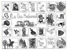 Edad Media .La Oca Medieval