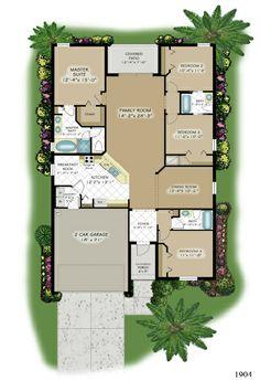 Alexandria floor plan