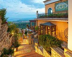 Lovely Taormina, Sicily!