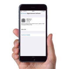 5474b566c Avete già aggiornato iOS 9.3.2 ! Su alcuni iPad Pro da 9.7