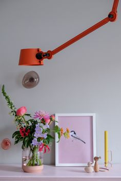 Bolt by Tonone. Relax, it's just a lamp Color Trends, Color Combos, Desk Lamp, Table Lamp, Color Lines, Contemporary Design, Diy Home Decor, Relax, Pastel