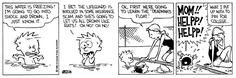 Calvin and Hobbes Comic Strip, July 24, 1986 on GoComics.com