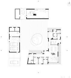architecture floor plan _ g18
